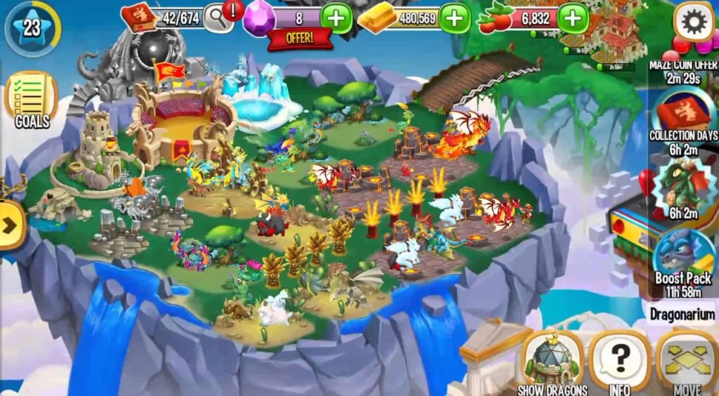 Dragonarium Dragon City Apk