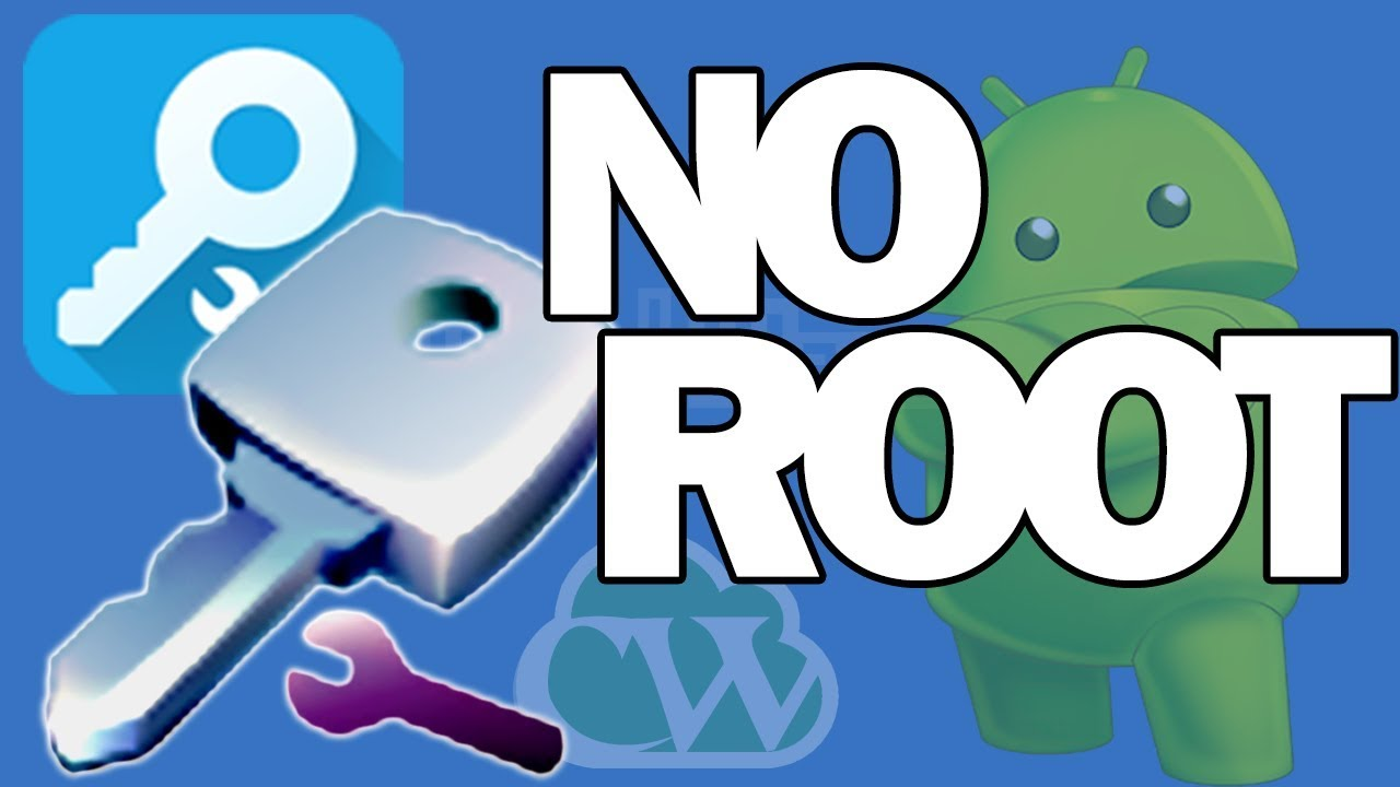 No Root required