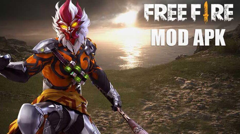 Garena Free Fire Mod Ao