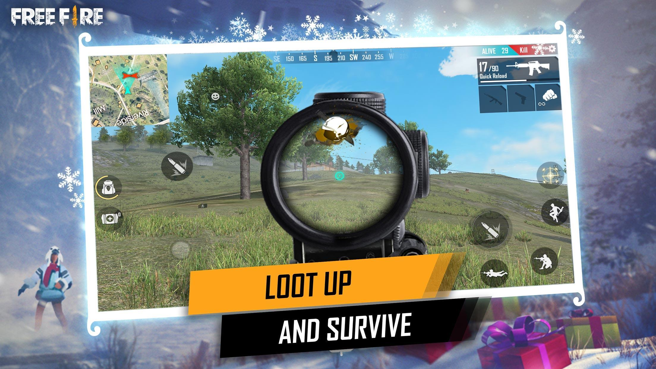 Free Fire Unlimited Diamond Apk Download Aimbot Unlimited Uc Health