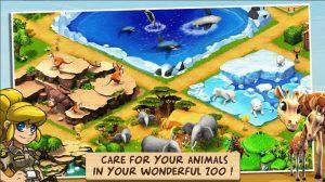 Wonder Zoo MOD APK Ver 2.1 – Animal Rescue [Unlimited Gold, Money & Gems] 5