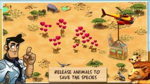 Wonder Zoo MOD APK Ver 2.1 – Animal Rescue [Unlimited Gold, Money & Gems] 4
