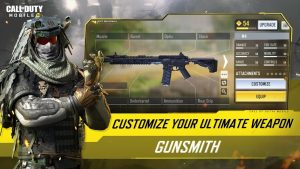 Call Of Duty Mobile MOD APK v1.0.17 – Aim Bot & Unlimited Money 2