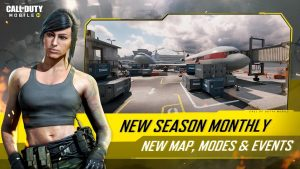 Call Of Duty Mobile MOD APK v1.0.17 – Aim Bot & Unlimited Money 3