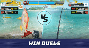 Fishing Clash Mod Apk 1.0.142 (Unlimited Coins & Pearls) 2