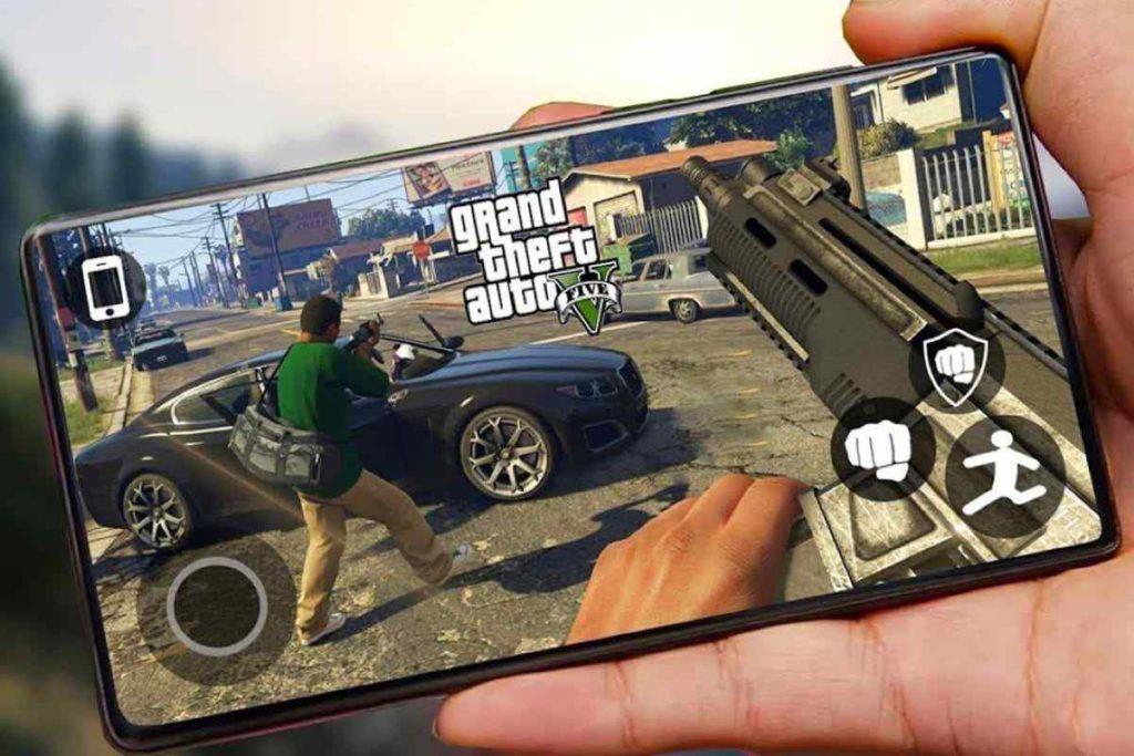 GTA 5 on Mobile
