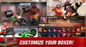 Boxing Star MOD APK – Unlimited Money, Gold and One Hit Kill 2