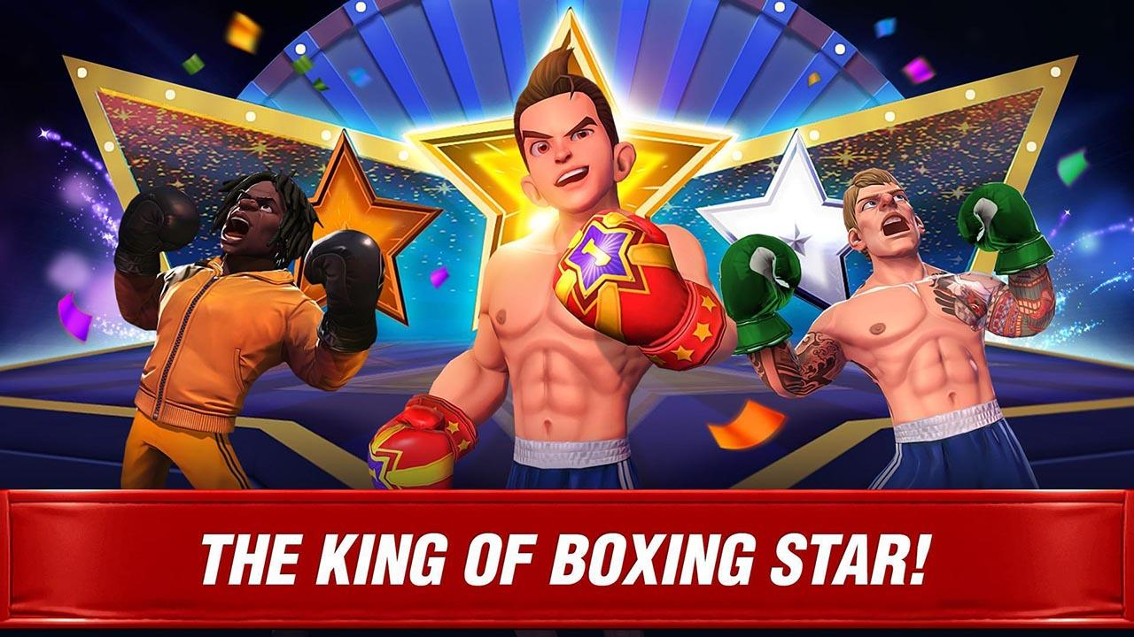 become a king of boxing star